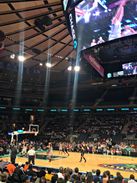 New York Liberty Game