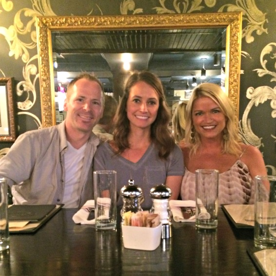 Parker & Quinn brunch with Michelle