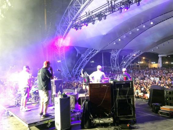 Slightly Stoopid Concert - Coney Island