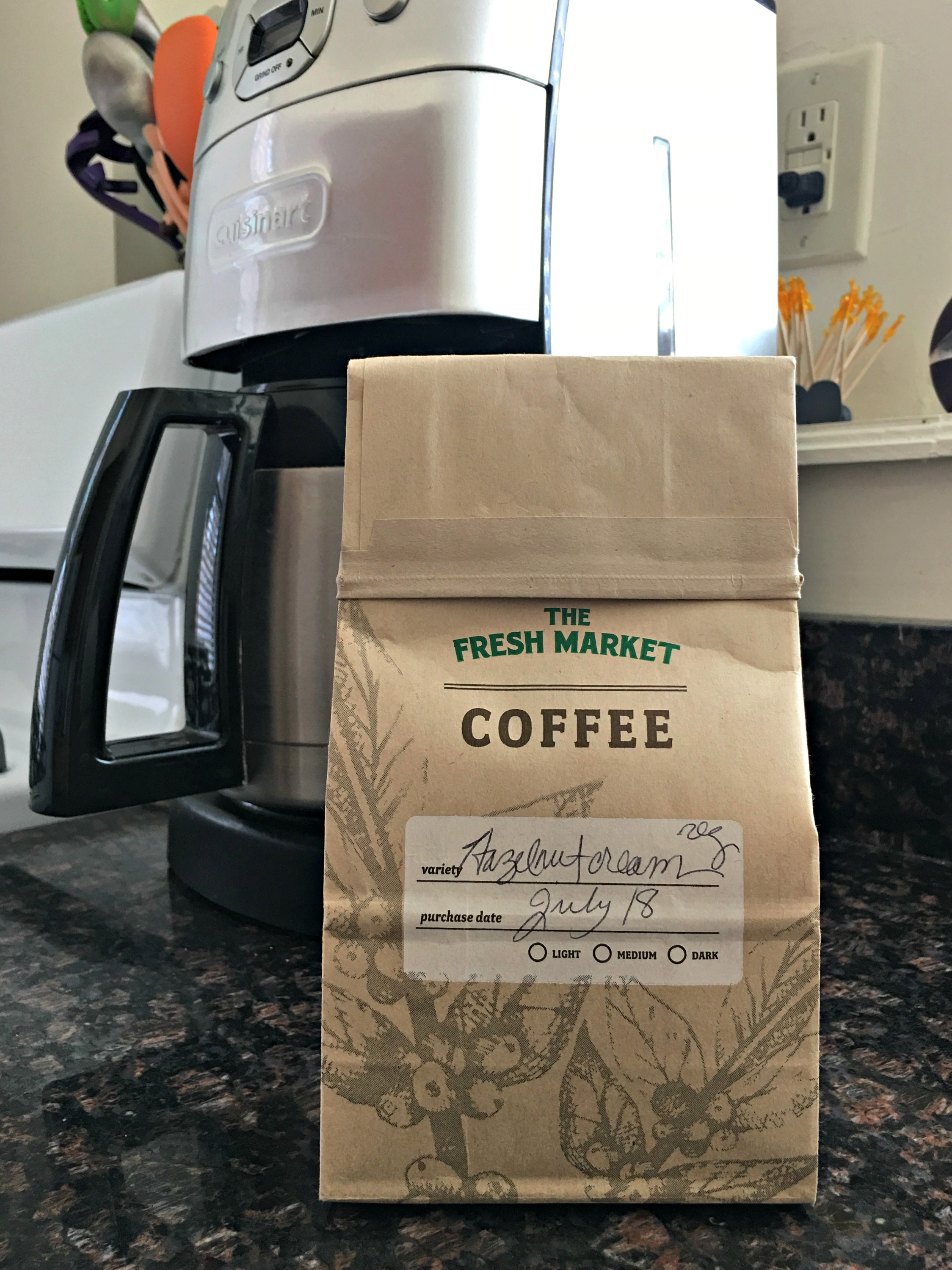 The Fresh Market coffee