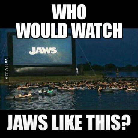 jaws funny