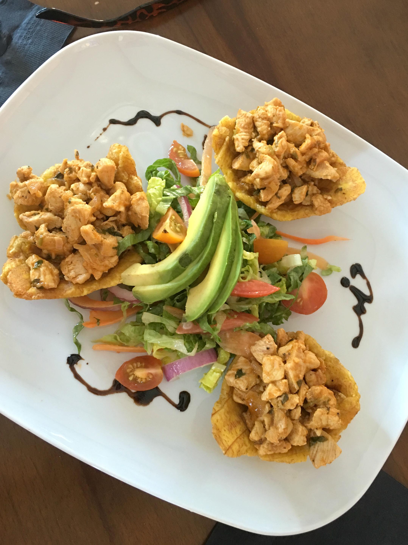 Fusion Latino appetizer
