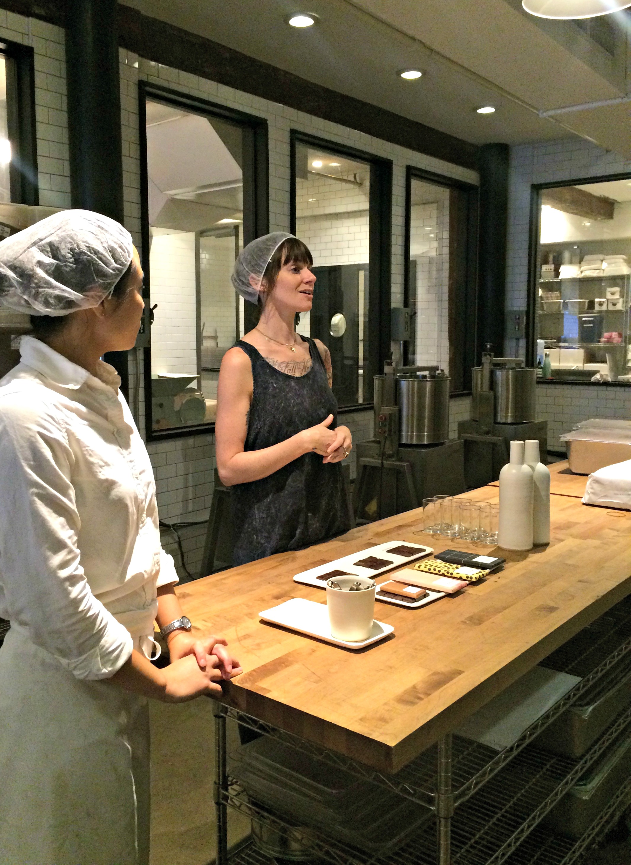 chocoate factory tour brooklyn