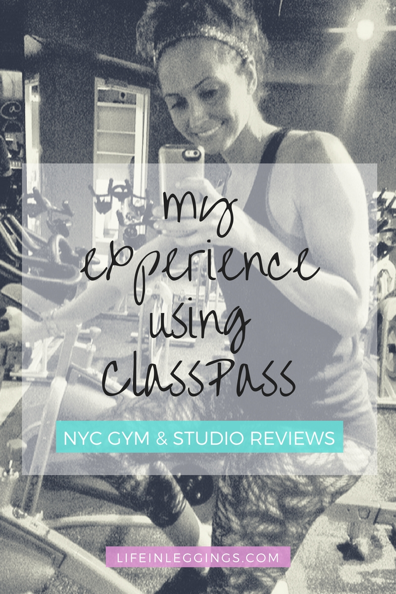 class pass gym & studio reviews - new york city