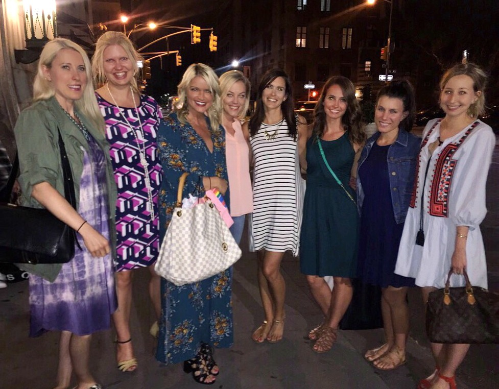 girls night at OTTO NYC