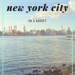 Tips For Living On A Budget In New York City