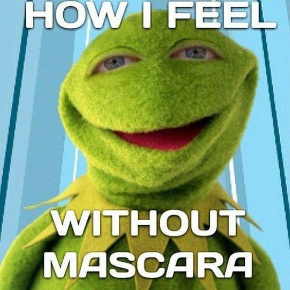 mascara funny