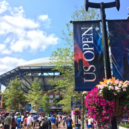 2016 US Open NYC