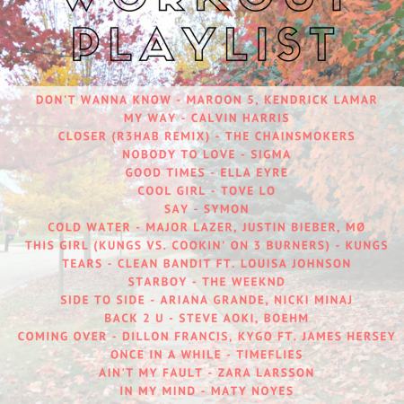 fall-running-workout-playlist-2016