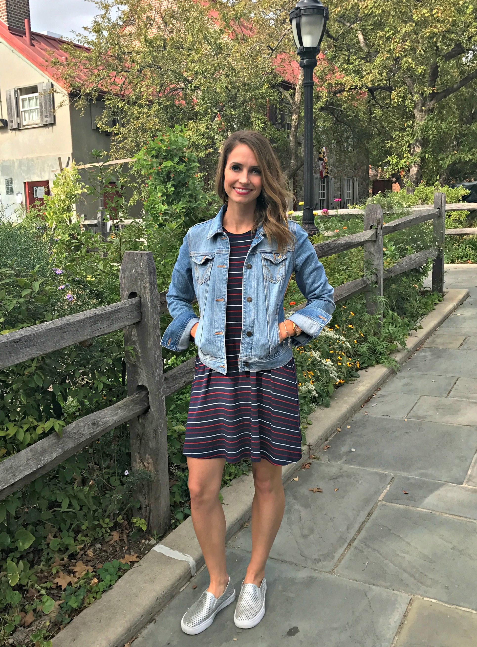 stitch-fix-amour-vert-collette-knit-dress-with-jean-jacket-and-the-jibs-life-shoes