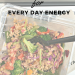 Get Fit Tips For Every Day Energy