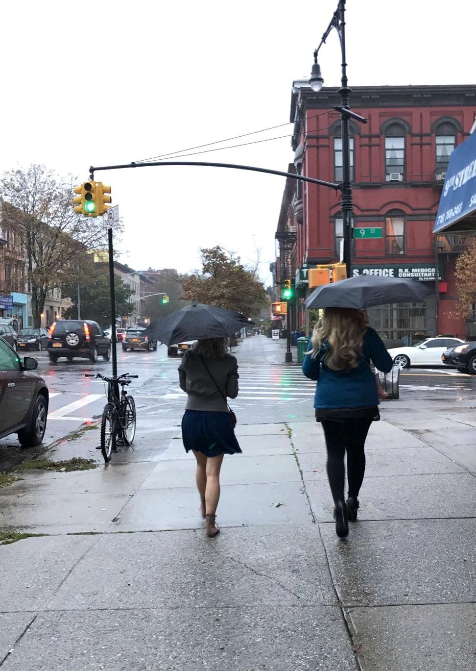 walking-in-the-rain-brooklyn
