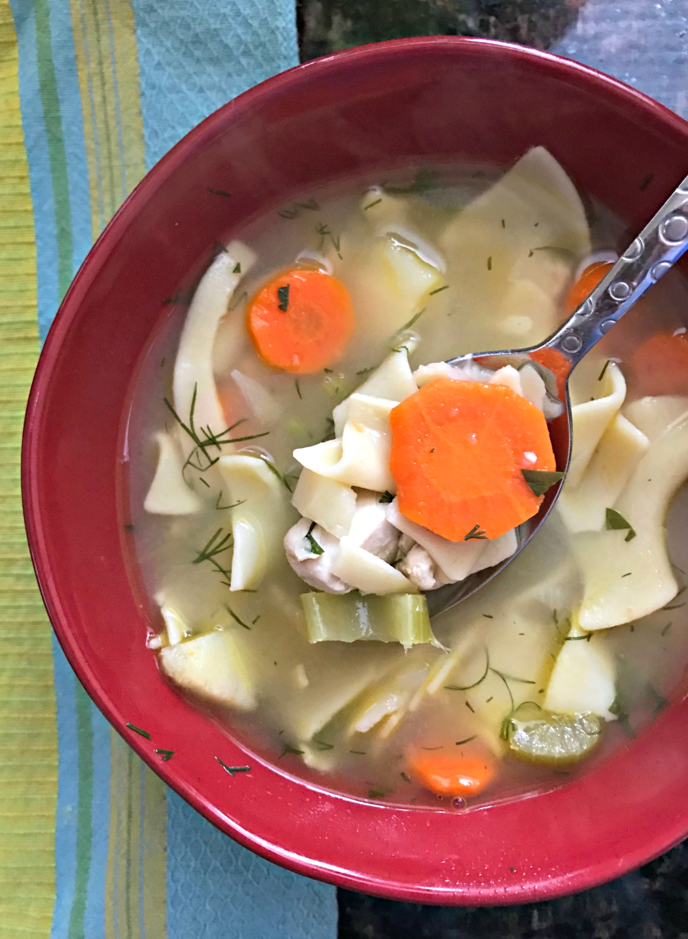 homemade-chicken-noodle-soup