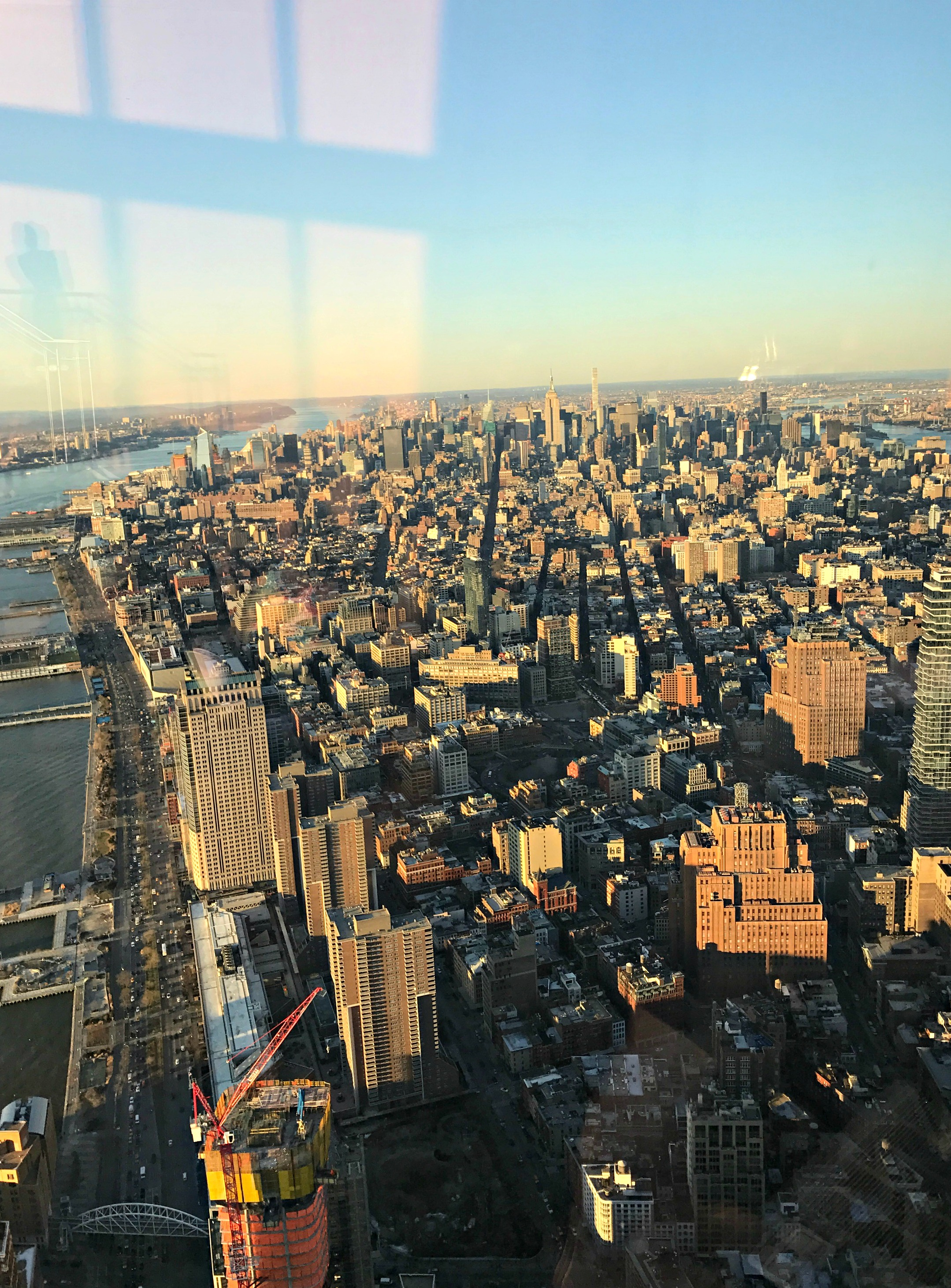 one world trade observatory view