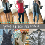 Stitch Fix Review: Transitioning Into Spring
