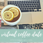 Virtual Coffee Date: Let's Catch Up