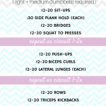 Back To Basics At-Home Dumbbell Workout