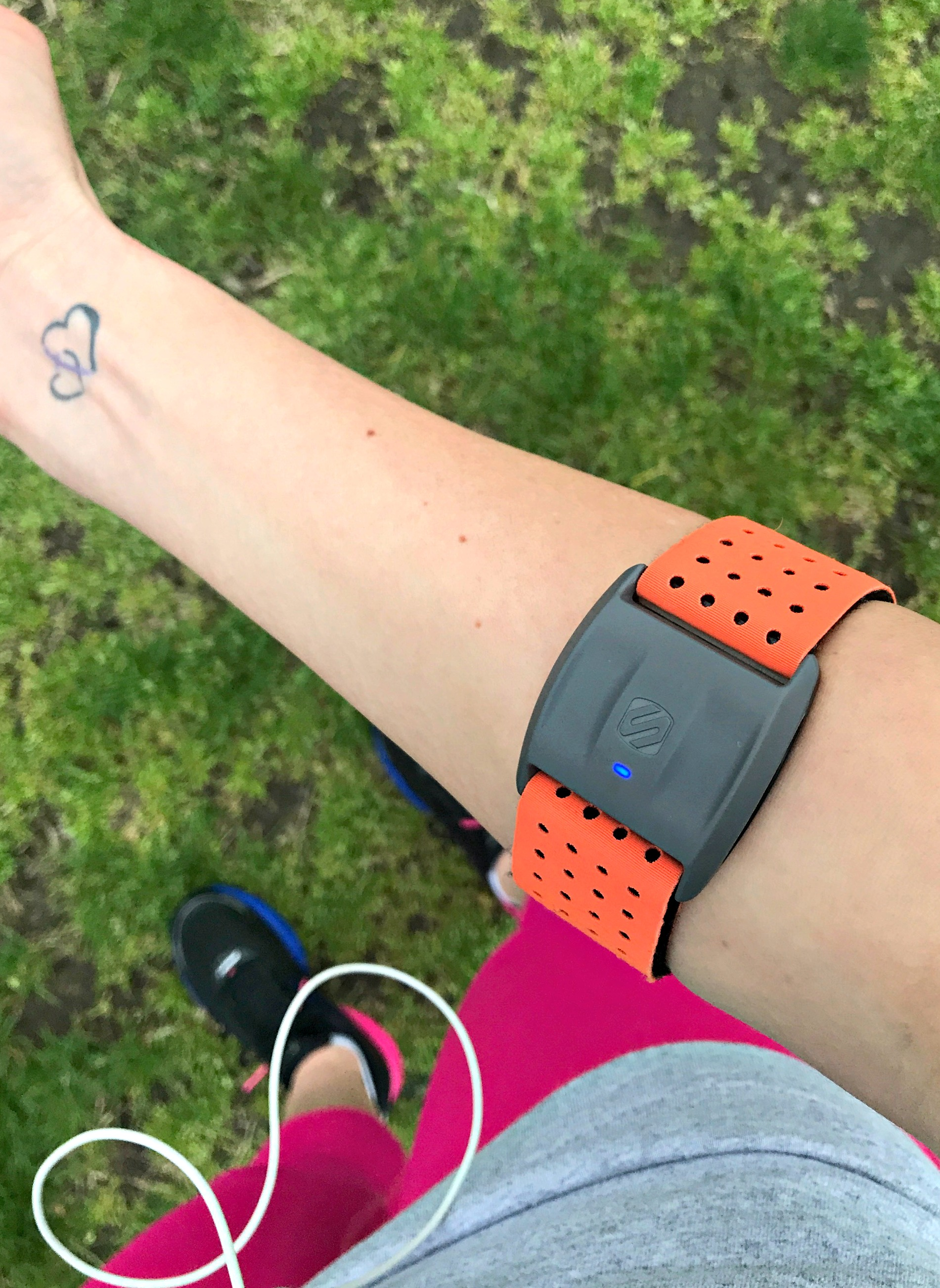 otbeat flex heart rate monitor - orangetheory fitness