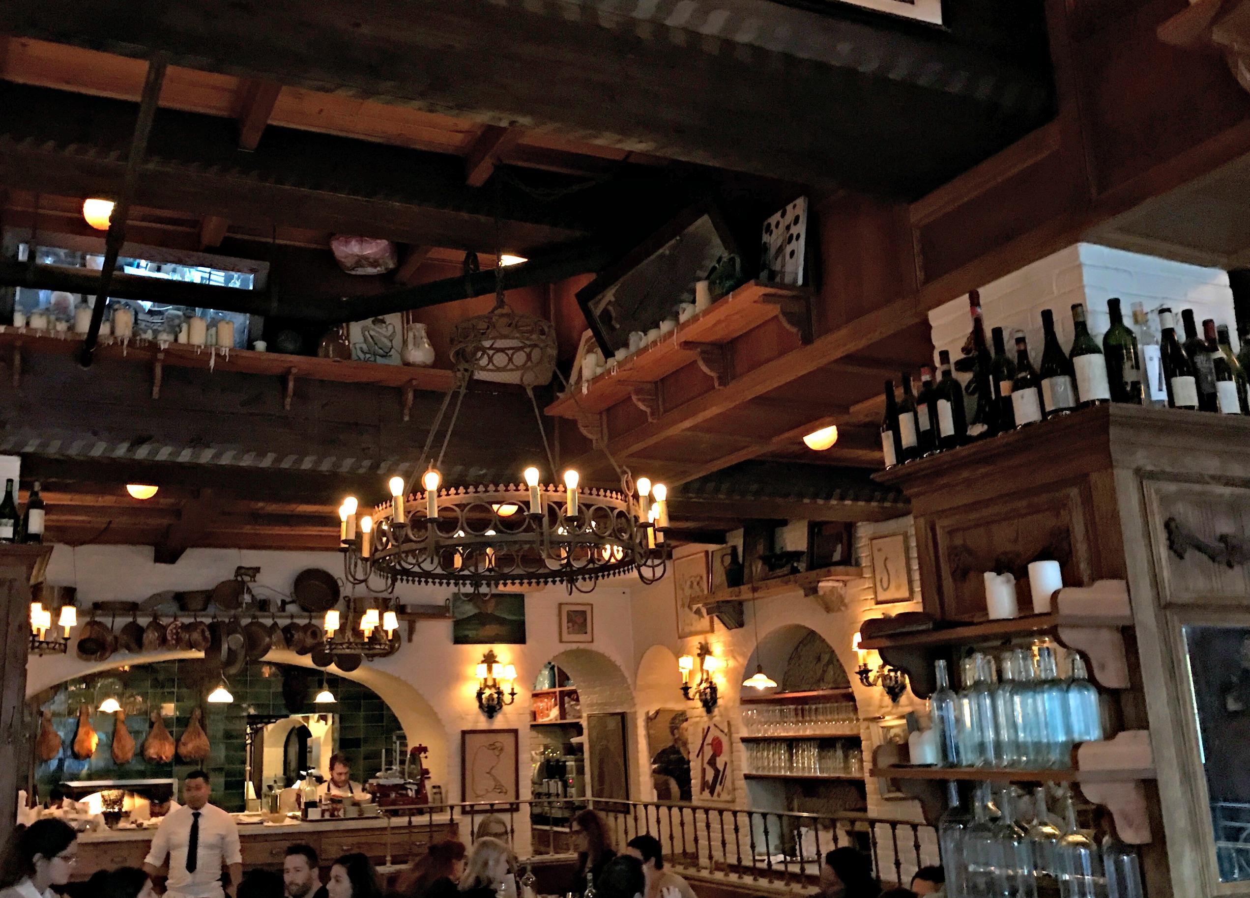 the gemma bowery hotel restaurant
