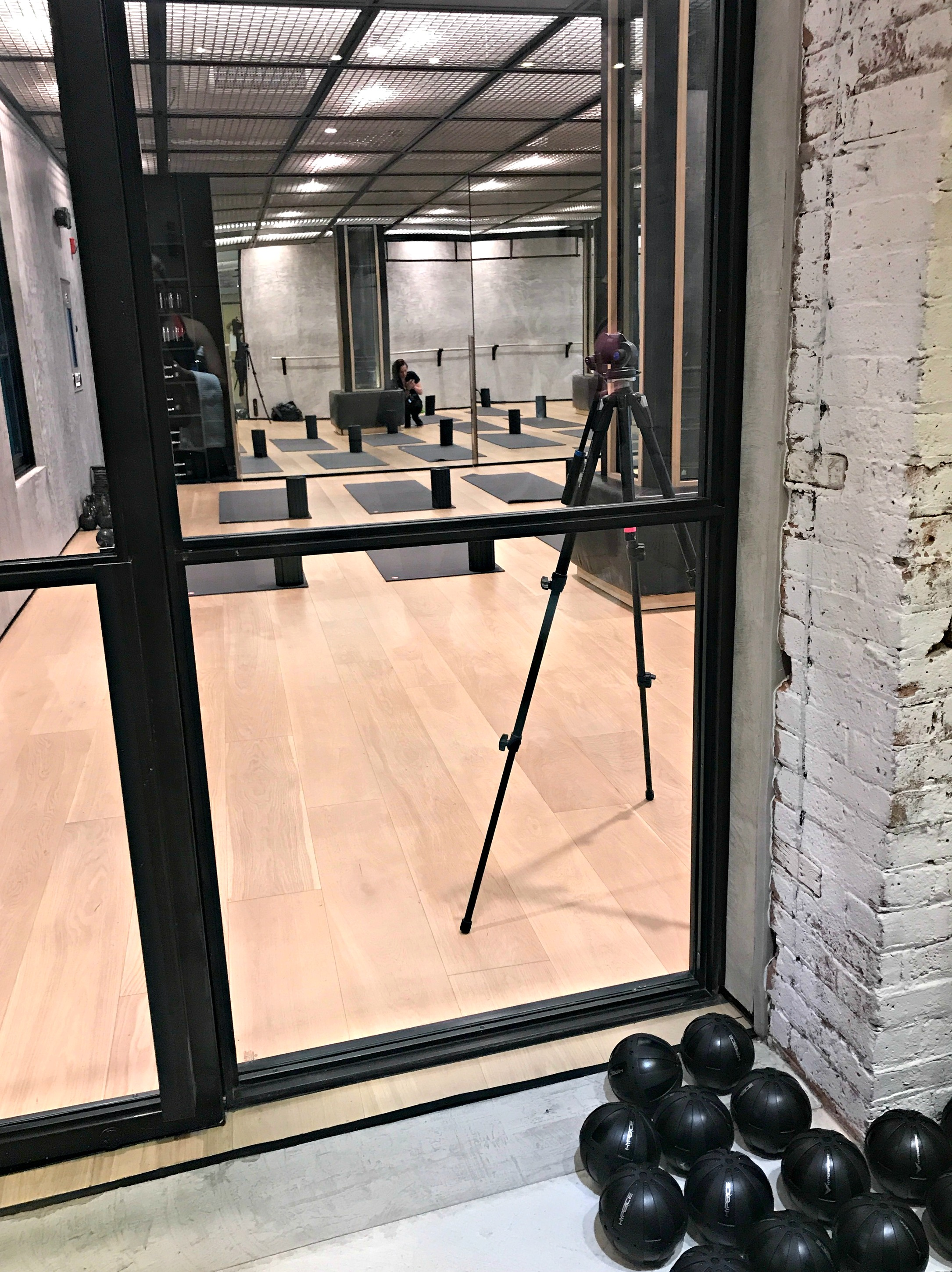 project by equinox hiit workout