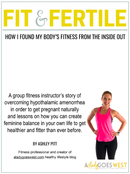 Fit & Fertile Ebook