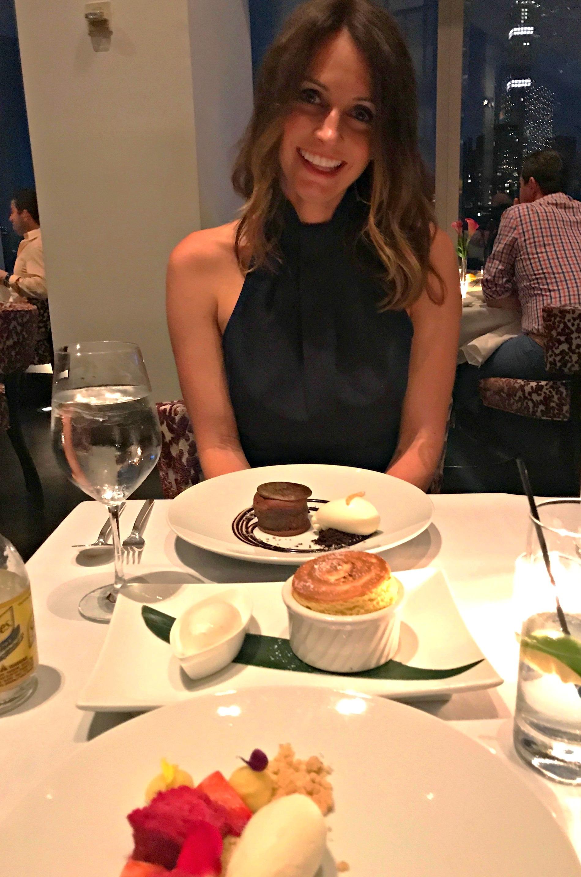 anniversary dinner nyc