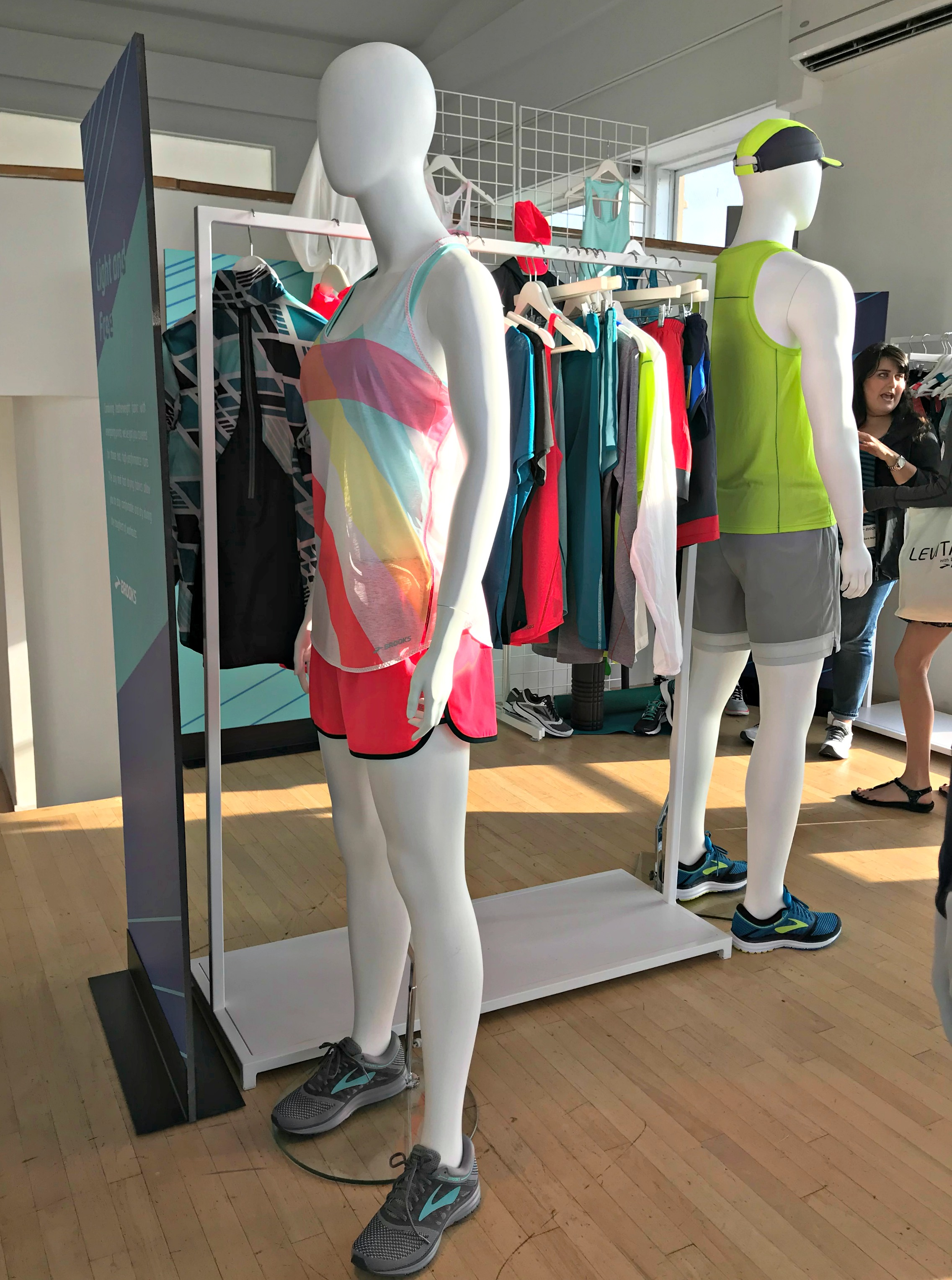brooks running spring 2018 collection