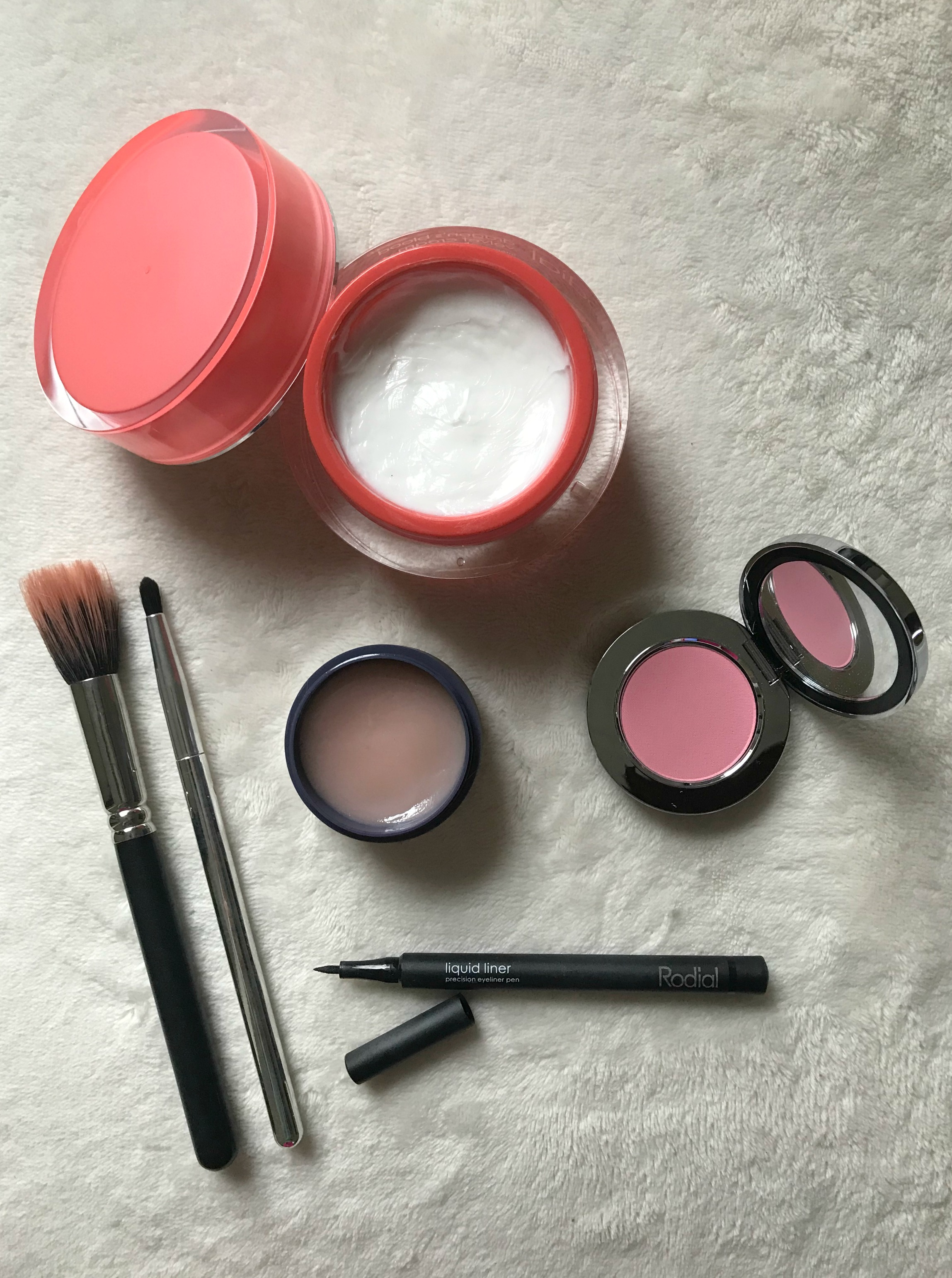 Rodial makeup and skincare