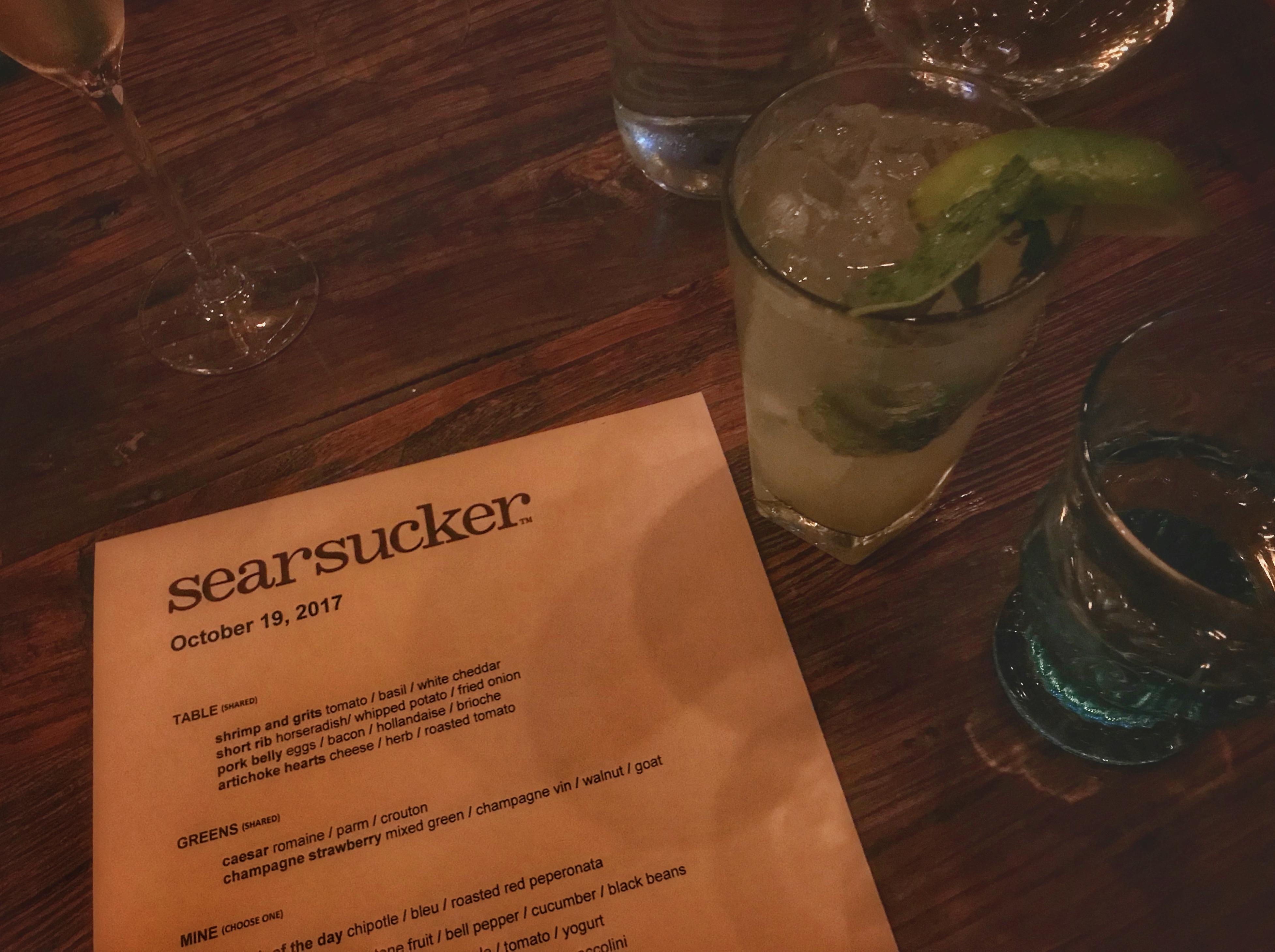 Searsucker San Diego
