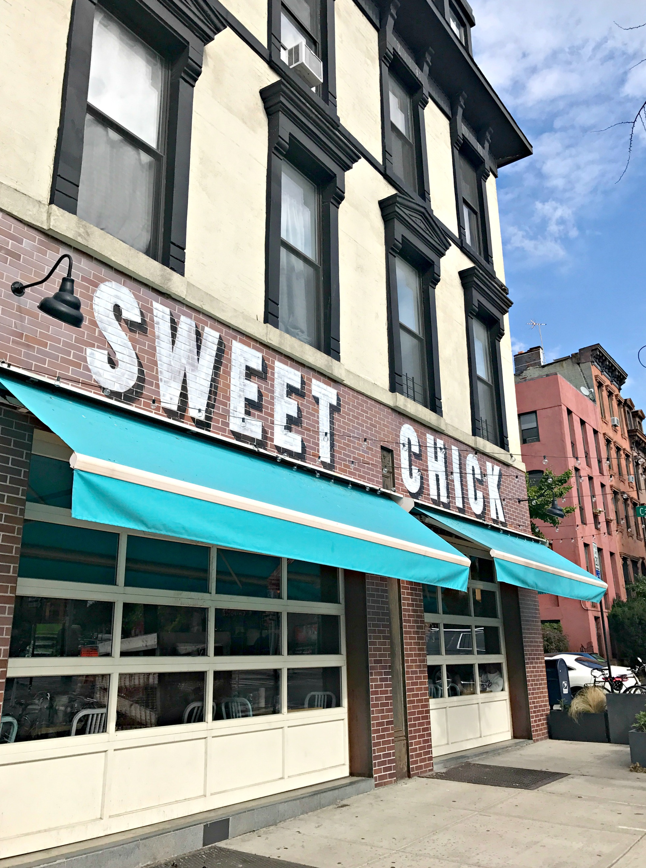 sweet chic brooklyn