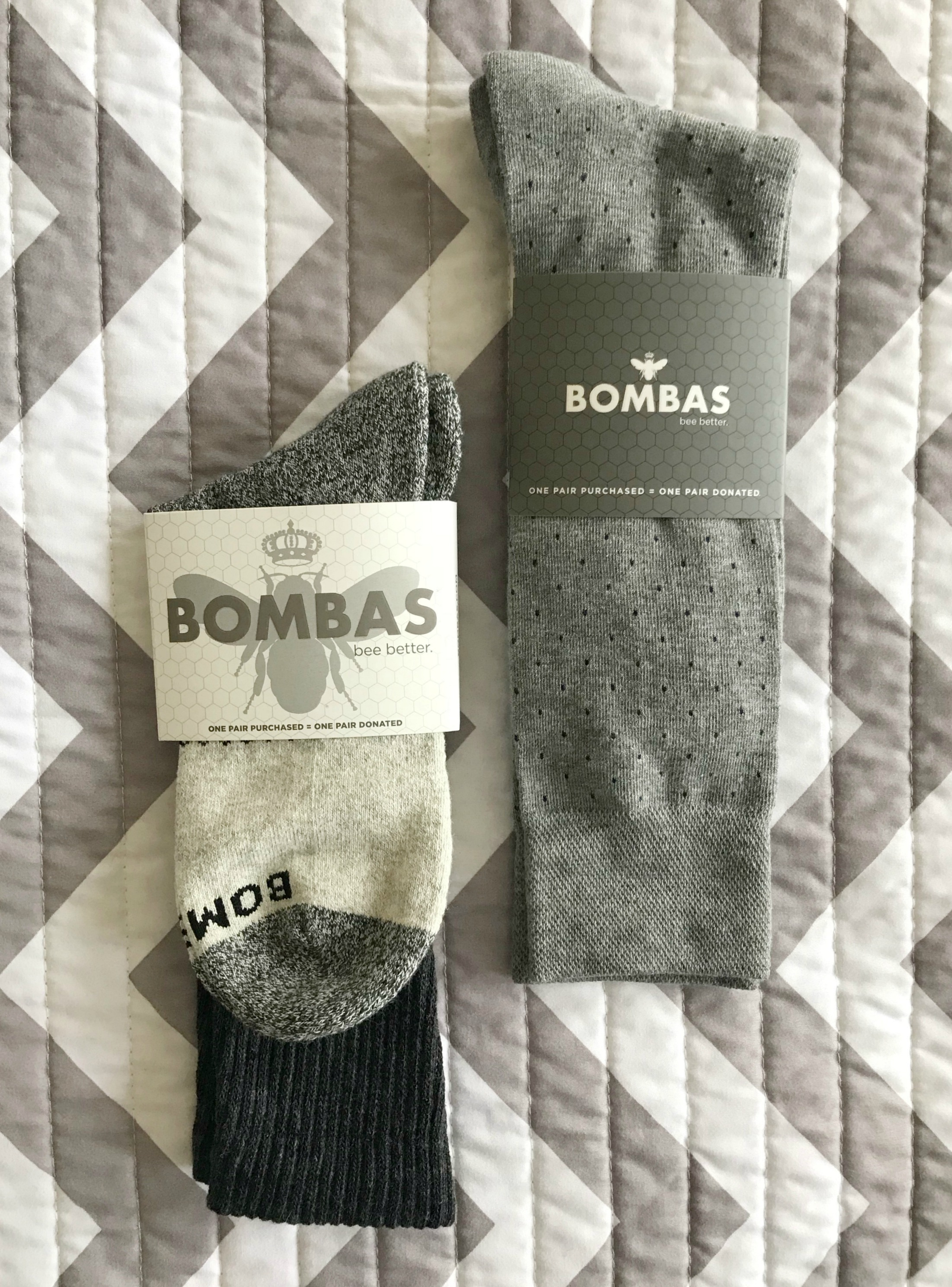 Bombas mens socks