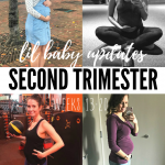LIL Baby Second Trimester Update: Weeks 13-20