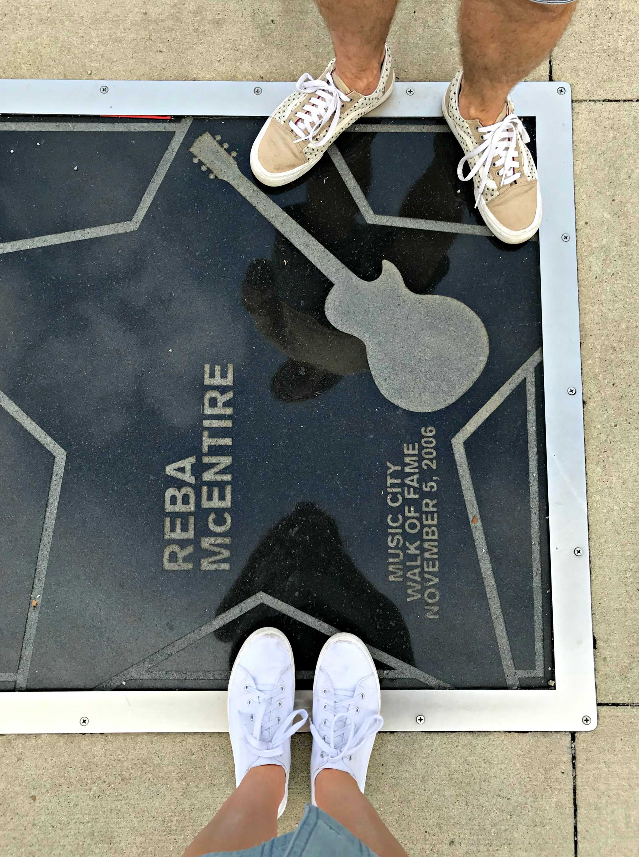 nashville music city walk of fame