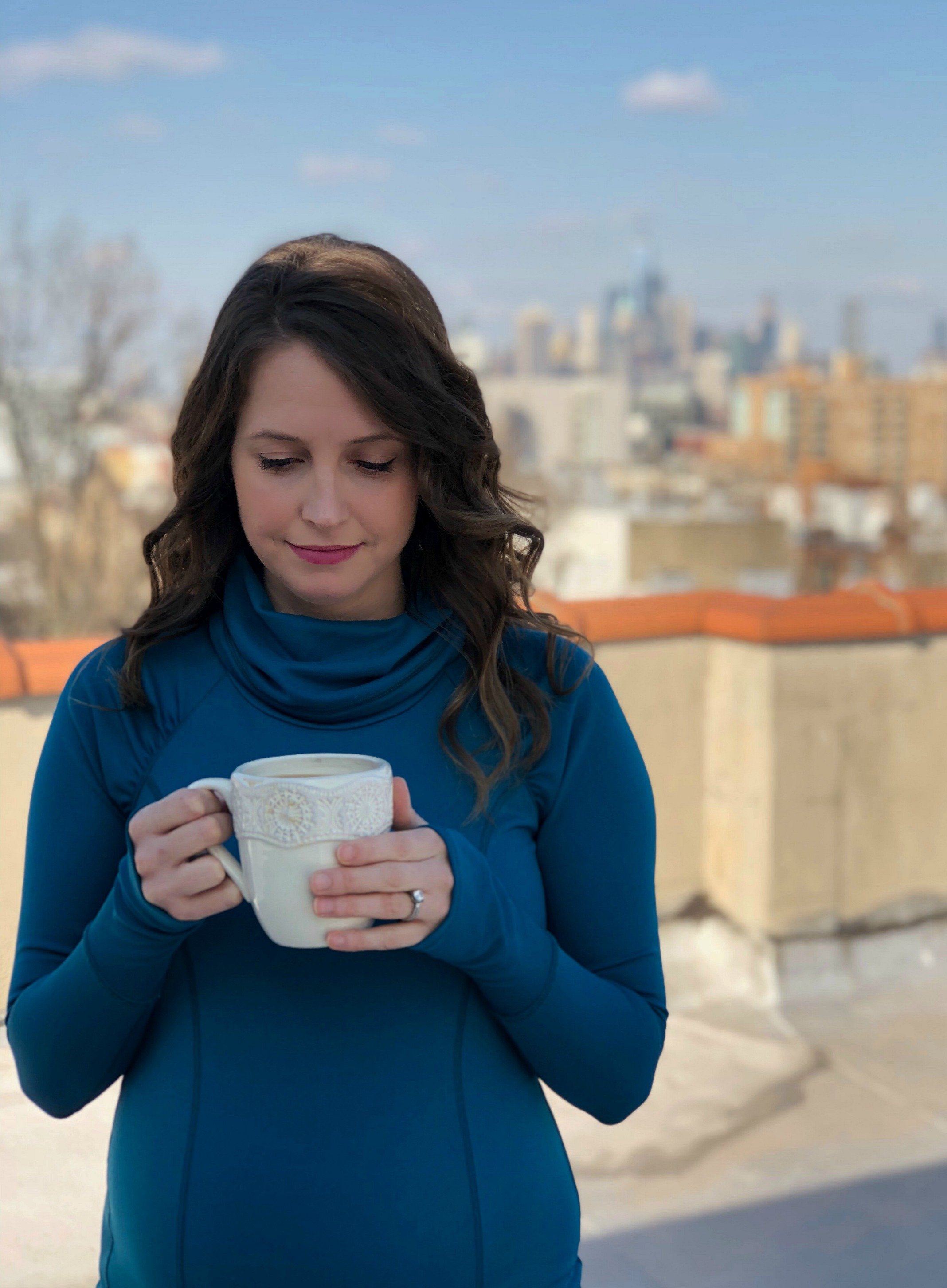 coffee talk heather skyline