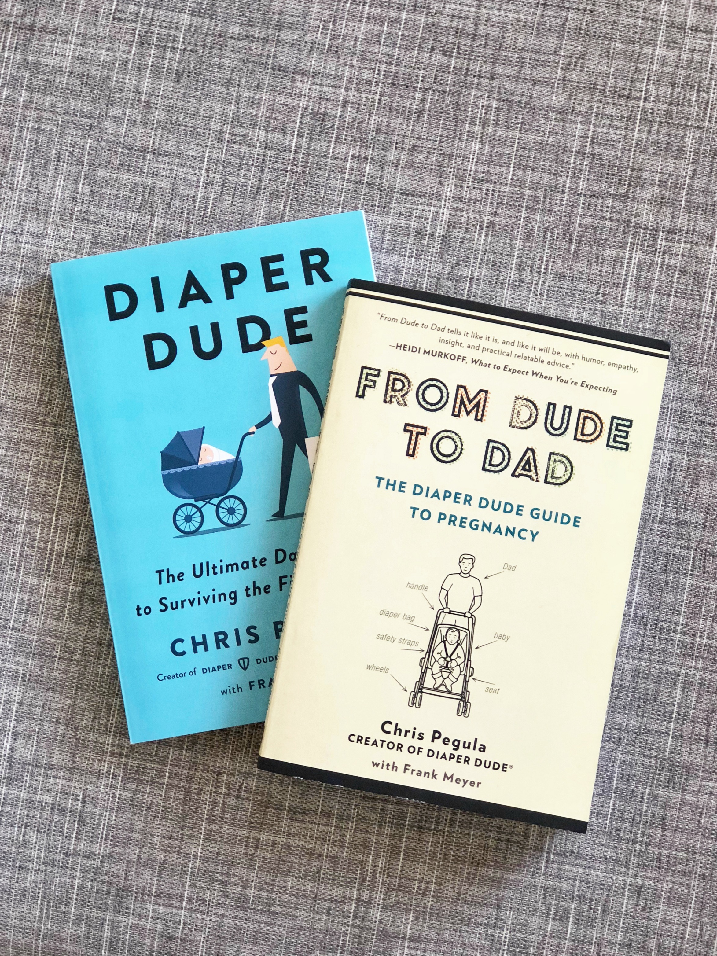 dad-to-be parenting books