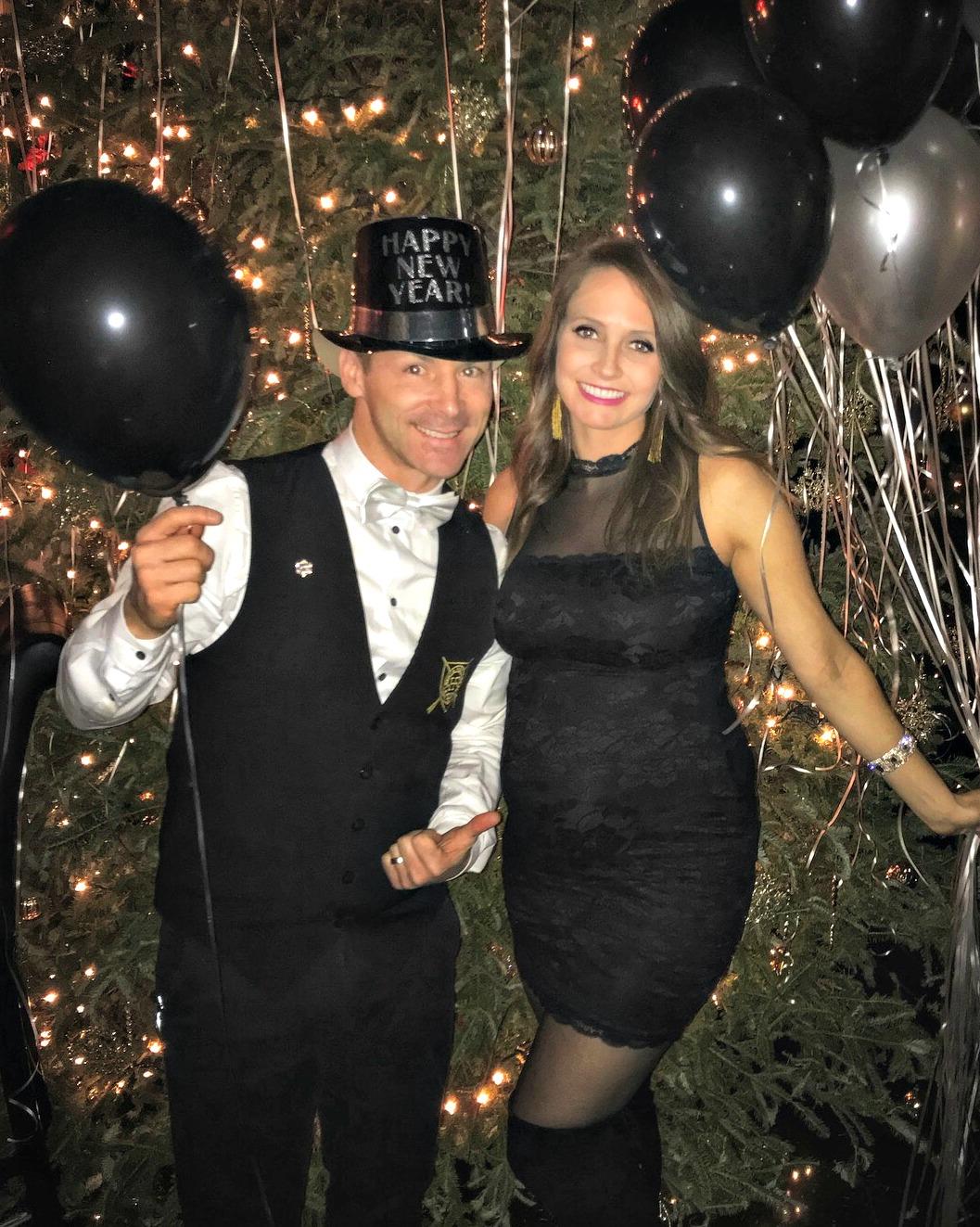 scott and heather new years eve 2018