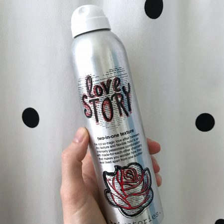 love story hairspray hairstories