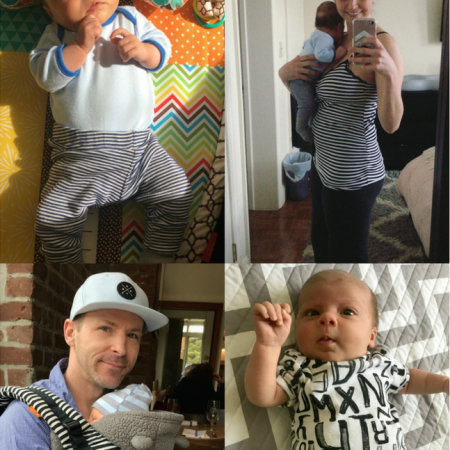 six weeks postpartum update - life in leggings
