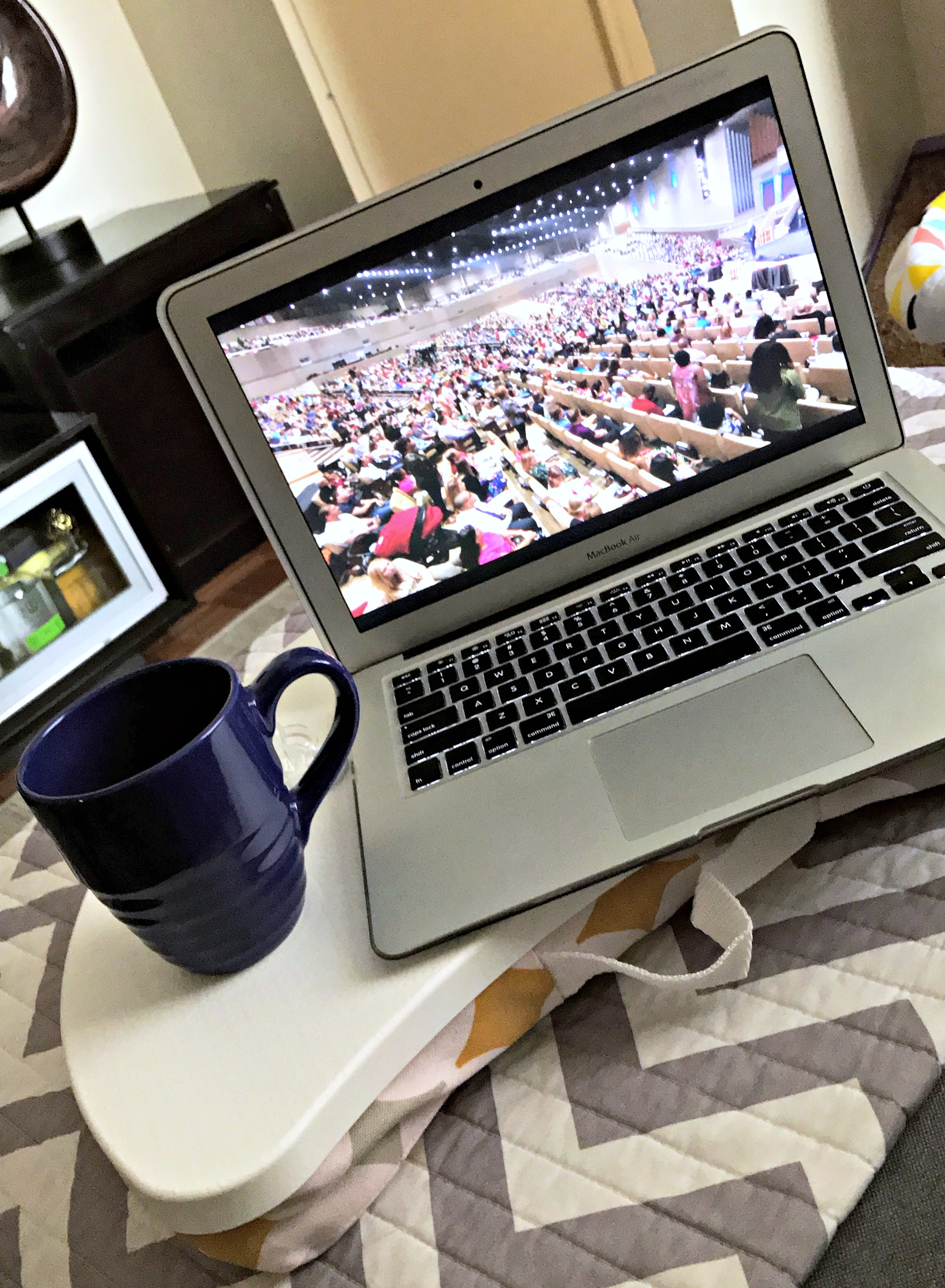 streaming church online