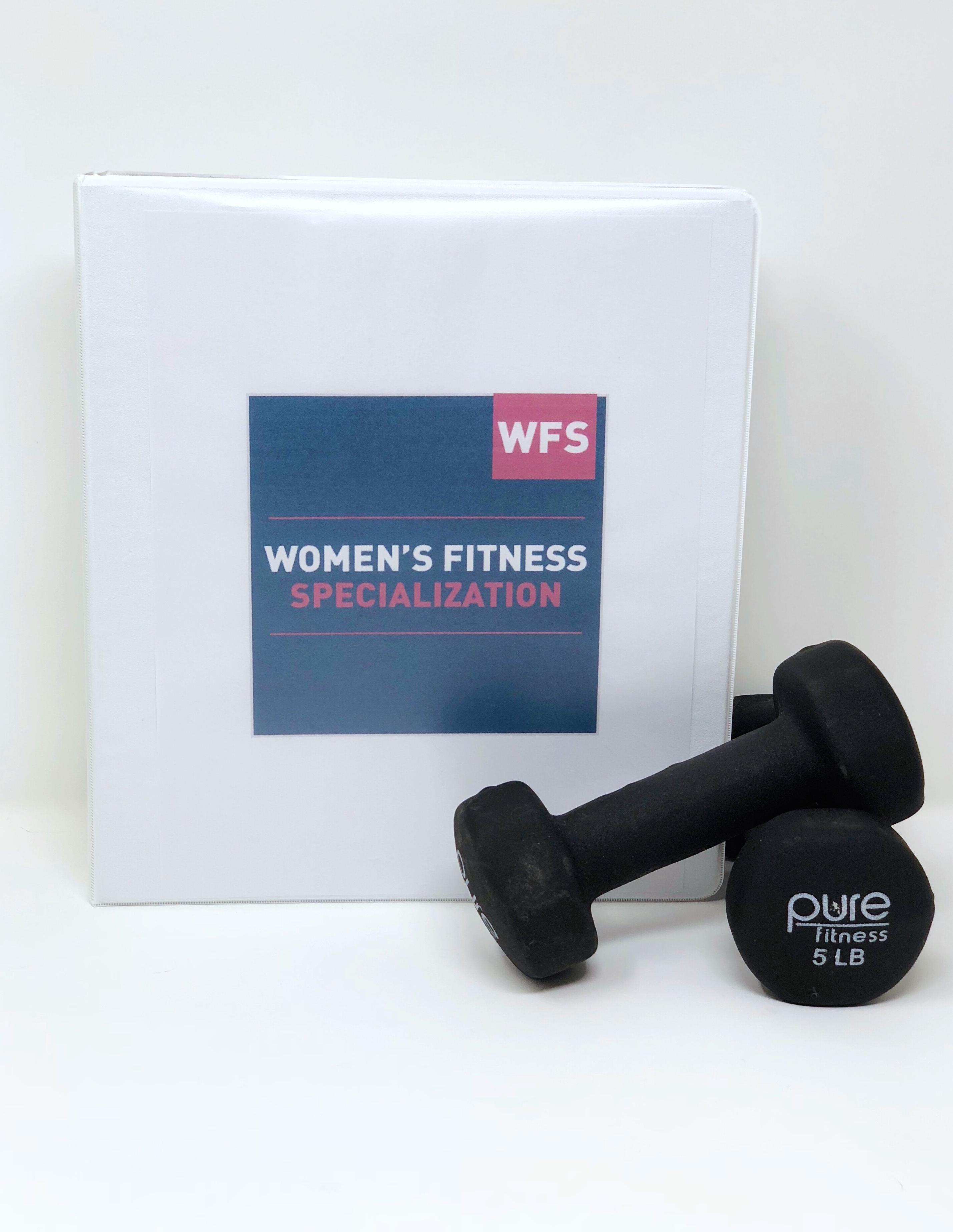 Women's Fitness Specialization