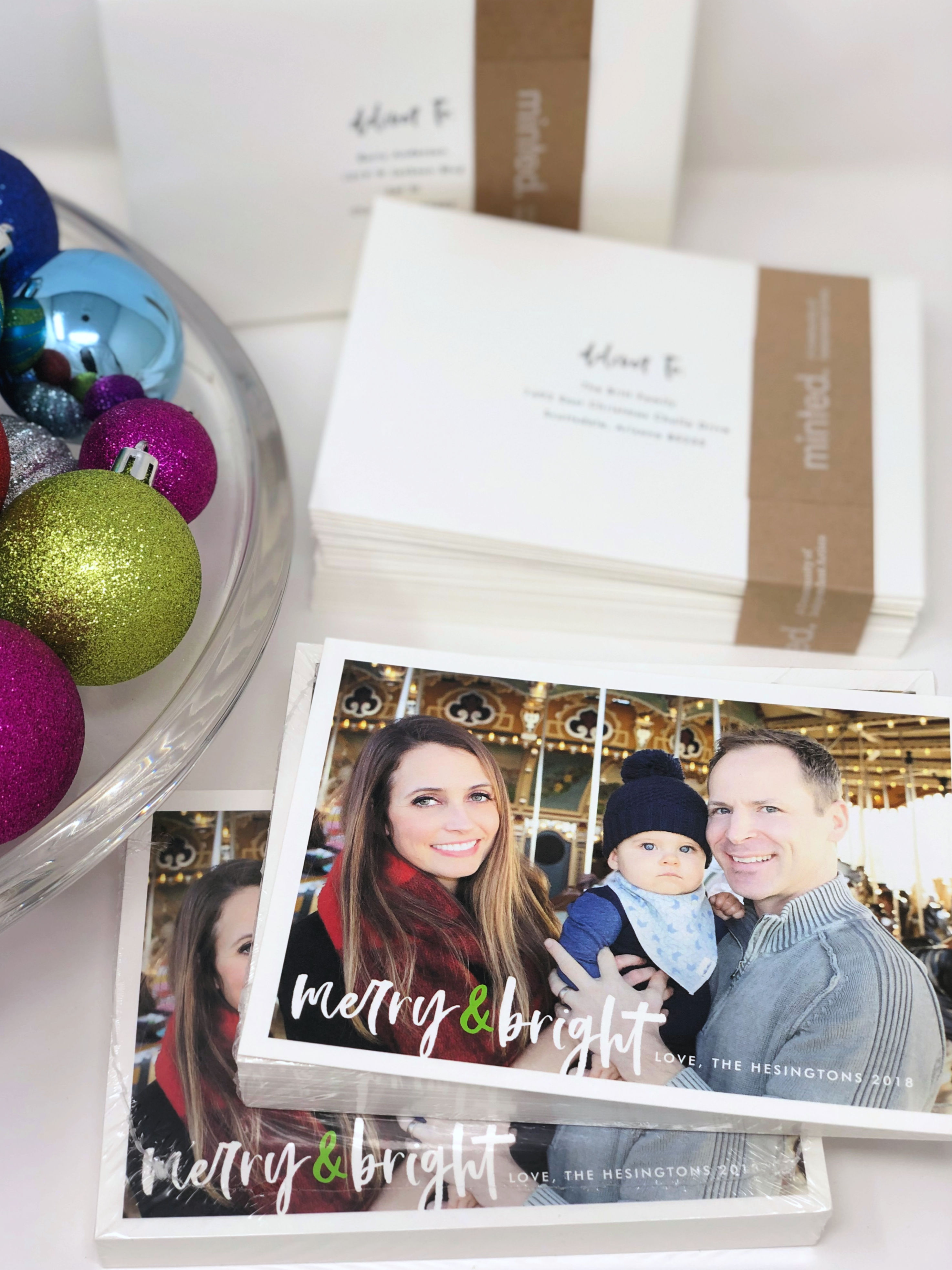 life in leggings holiday cards