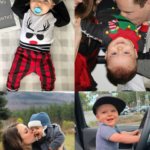 skyler's seven-nine months old update - life in leggings