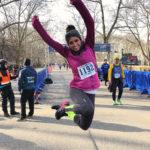 heather postpartum race 10k
