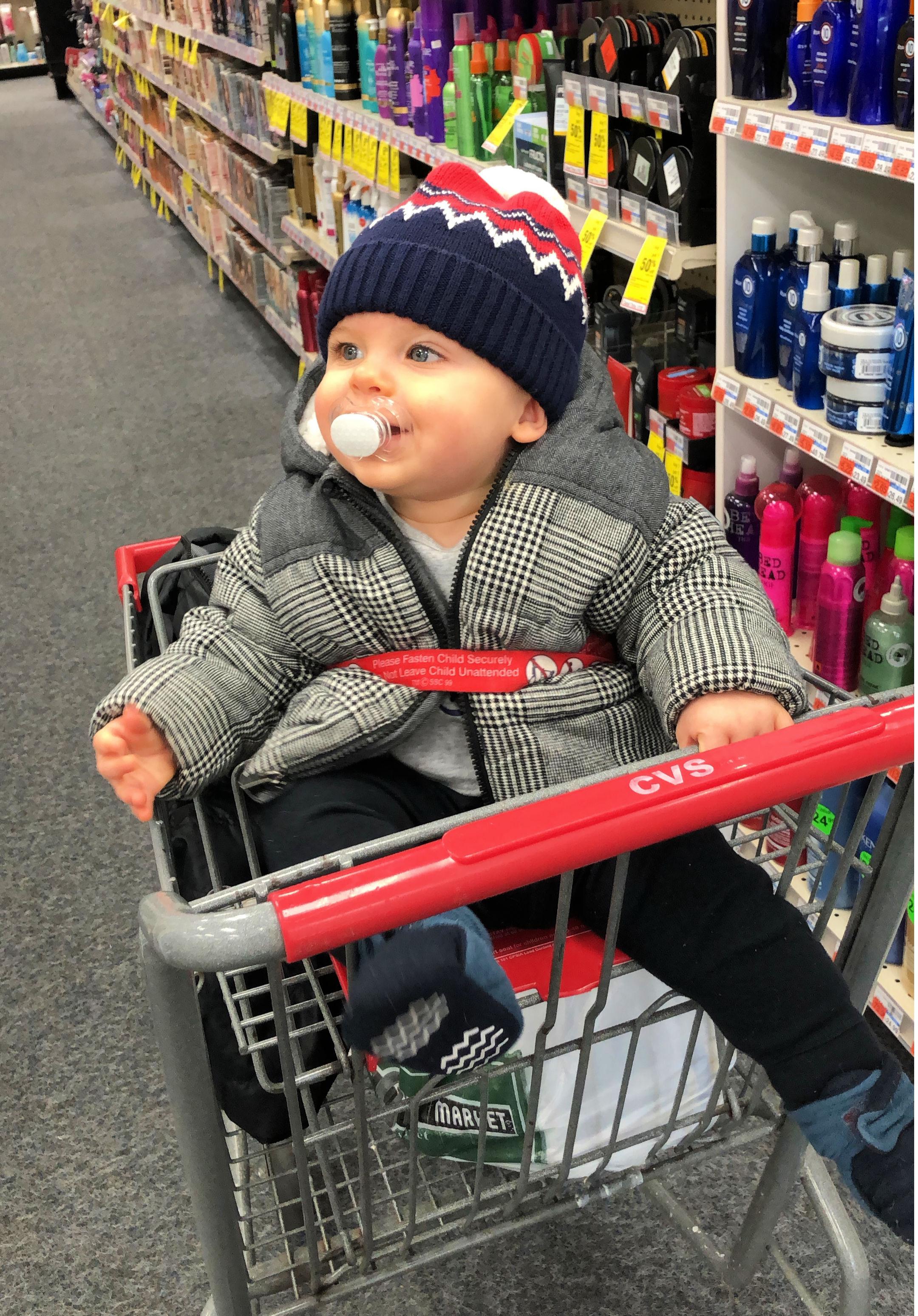 skyler shopping