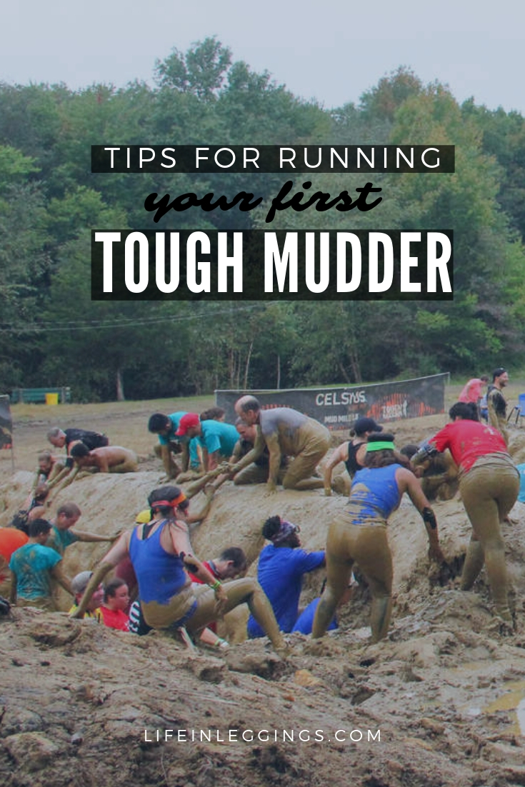 tips for running the tough mudder