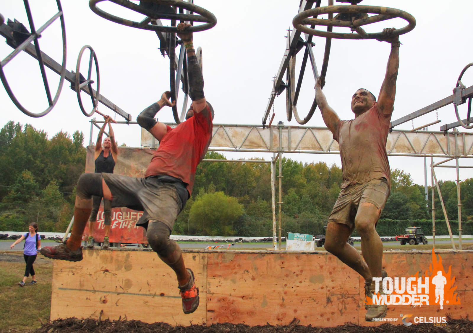 tough mudder obstacle course