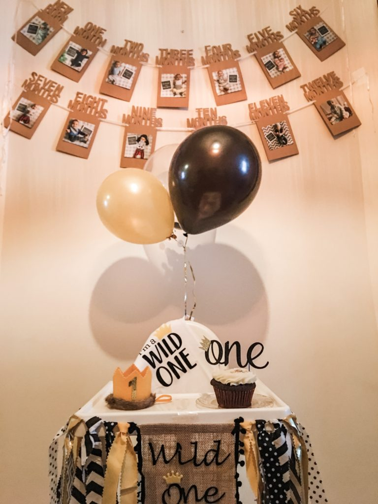 wild one - where the wild things are first birthday party