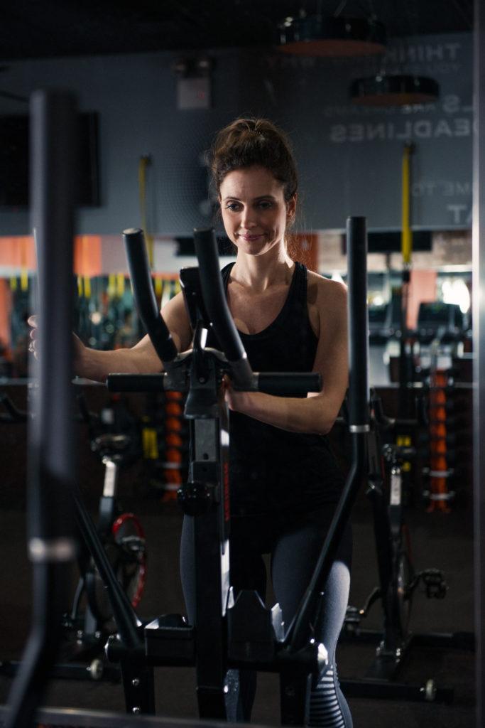 orangetheory fitness pregnant