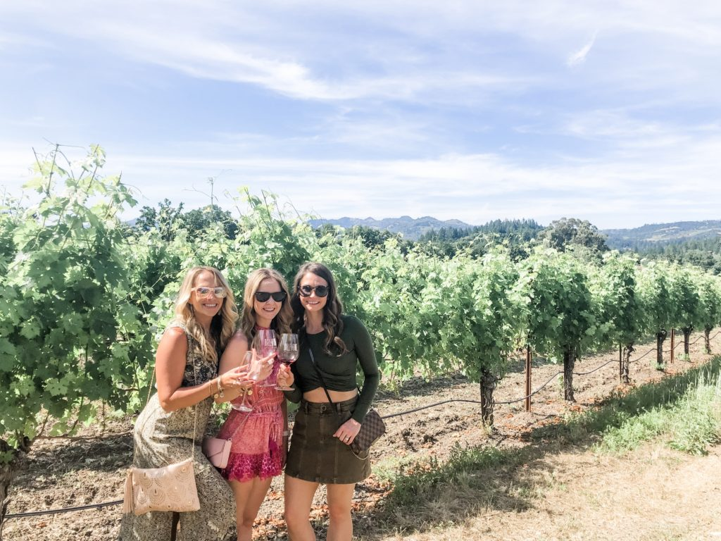 Ballentine Winery 3 Muskateers