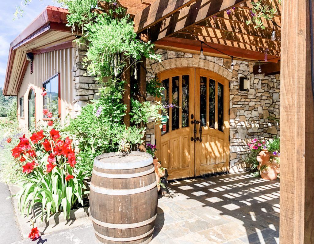Ballentine Winery Napa Valley